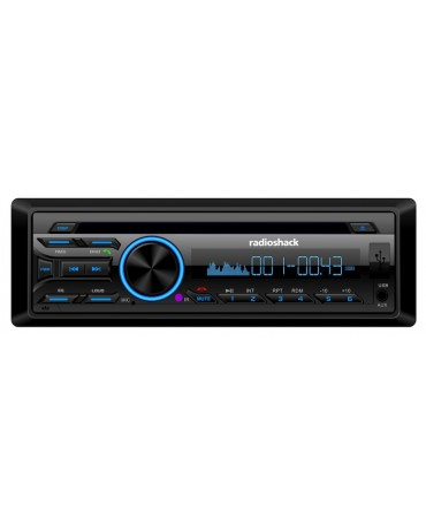 CAR STEREO CD USB AUX BT MP3  55W