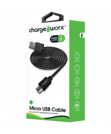 SYNC & CHARGE CABLE (CX4604BK)