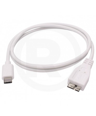 CABLE TIPO C A MICRO USB 3.0 3FT BCO